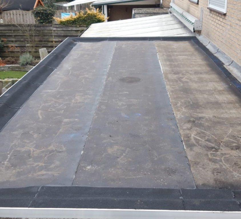 Project 3 platte daken
