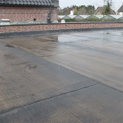 Project 1 platte daken